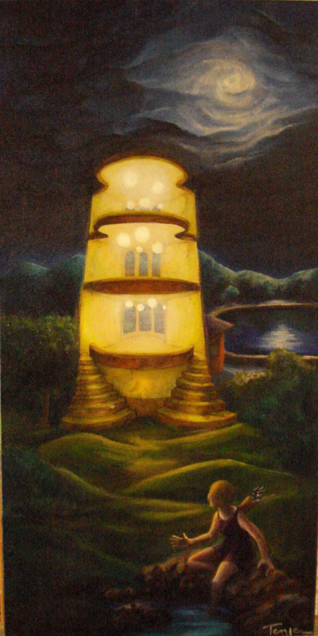 Het verlichte huis